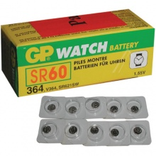 SR60 БАТЕРИЯ  1,55V-18MAH