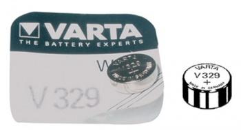 SR65 БАТЕРИЯ 1,55V-36MAH SILBEROXID 7.9X3.1MM