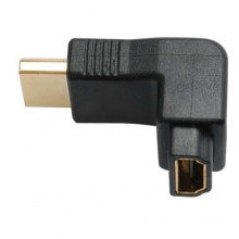 HDMI АДАПТОР HDMI STECKER 19 POL./HDMI KUPPLUNG 19