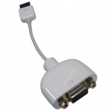 APPLE MIKRO-DVI TO VGA ADAPTER