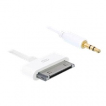 CABLE-82702 АДАПТОР IPHONE - 3.5 MM STEREO JACK AUDIO
