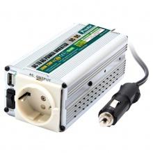 ИНВЕРТОР 12-220V 300W USB 5V 500mA