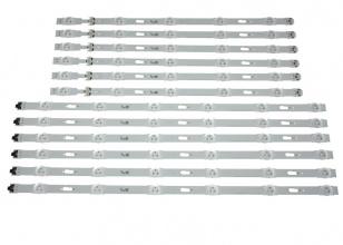 ASSY LED BARS ROW;48INCH LM41-00121H/G; YE