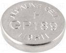 АЛКАЛНА БАТЕРИЯ GP 1.5V  11.6 x 3mm