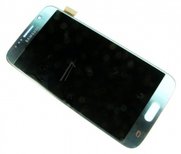 LCD PANEL + TOUCH SCREEN S6 BLUE ORIGINAL