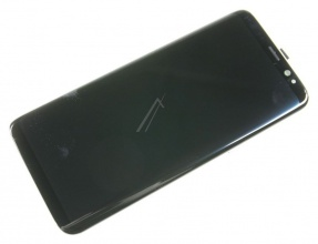 LCD PANEL + TOUCH SCREEN S8 SILVER ORIGINAL