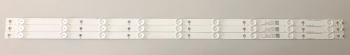 LED STRIPS FOR PANEL TPT430H3-FHBN10.K REV:SA9E 9 LEDS 3 БРОЯ