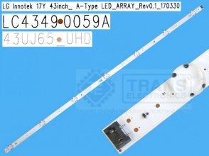 ASSY LED BAR