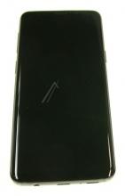 LCD + TOUCH FULLSET GALAXY S9 (SM-G960F), BLACK