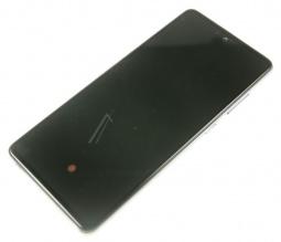 LCD + TOUCH FULLSET GALAXY A72 (SM-A725F), BLACK