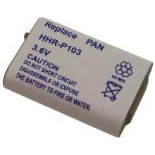 HHR-P103 БАТЕРИЯ 3.6V-650MAH NIMH