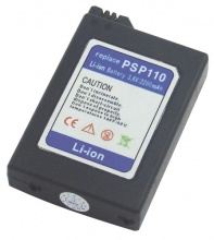 PSP-110 БАТЕРИЯ 3,7V-1800MAH LI-POLYMER