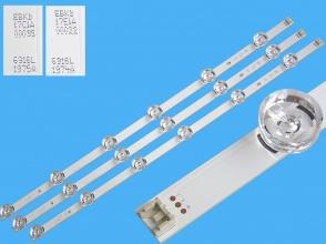 ASSY LED BAR LC320DUE-FGA4