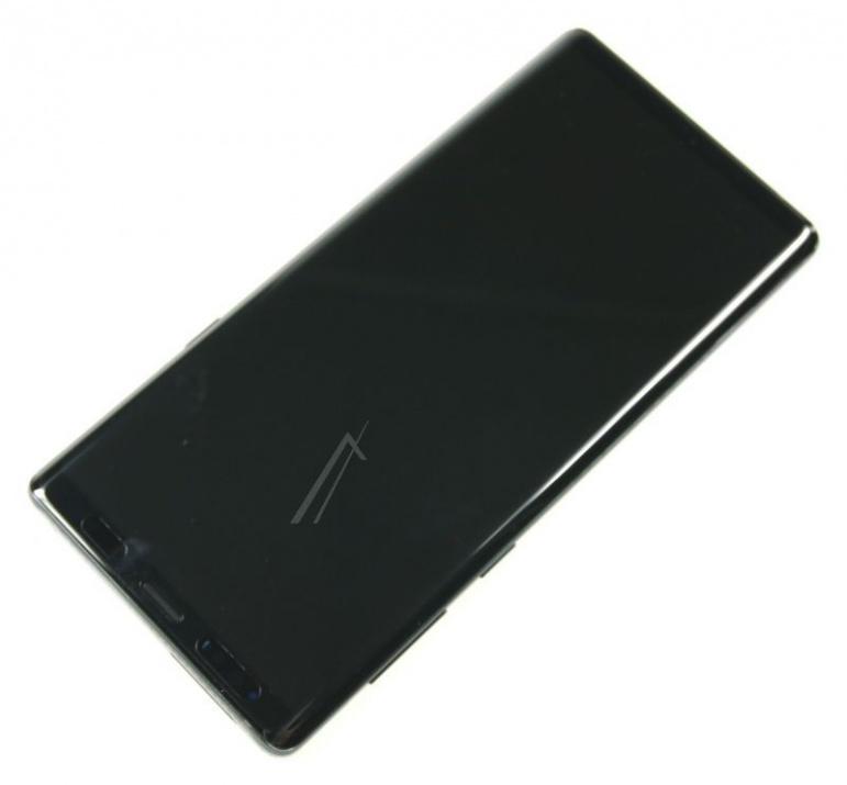 LCD + TOUCH FULLSET GALAXY NOTE 9 (SM-N960F), BLACK
