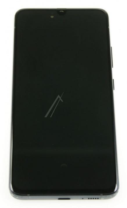 LCD + TOUCH FULLSET GALAXY A90 5G (SM-A908B), BLACK